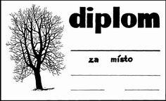 Diplom - strom