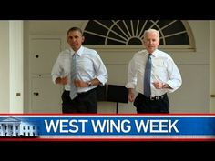 "▶ West Wing Week 2/28/14 or, ""I Am My Brother's Keeper"" - YouTube"