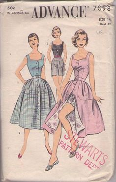 MOMSPatterns Vintage