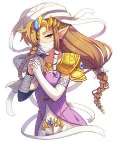 (Legend of Zelda: Twilight Princess) Sheik/Zelda The Legend Of Zelda, Legend Of Zelda Breath, Big Little Shirts, Zelda Twilight Princess, Link Zelda, Metroid, Sheikah Zelda, Princesa Zelda, Elfa