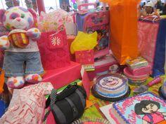 Lily's Dora the Explorer birthday party