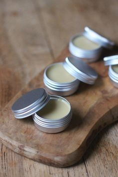Vegan, Natural Coconut Oil & Lime Lip Balm Recipe!