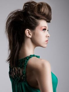 Awesome 80S Hairstyles Hairstyles And 80S Style On Pinterest Short Hairstyles Gunalazisus