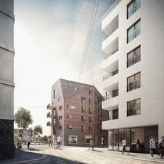 Forbes Massie / 3D Visualisation Studio / London - Work - Duggan Morris / The Strand