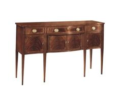 Sideboard from the James River collection by Hickory Chair Furniture Co.