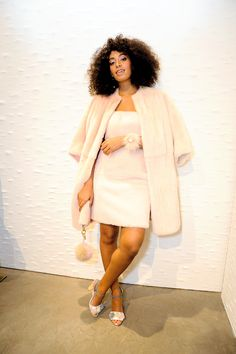 IIl since 1996 — celebritiesofcolor:   Solange Knowles attends the...