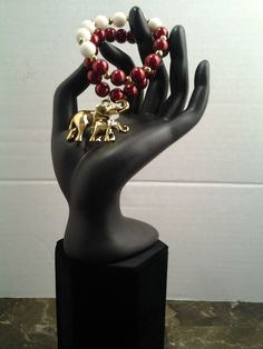 """Idea for the """"DELTA""""!  Arm Candy"""