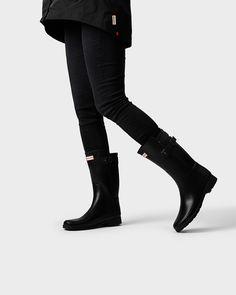 Hunter introduces a new sartorial interpretation of the Original boot…
