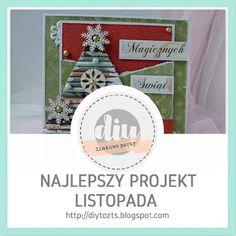 DIY - zrób to sam : #12 LINKOWE PARTY - czyli Wasze projekty DIY w GRU...