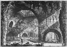Vedute di Roma - Piranesi Giovanni Battista