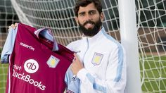 Breaking news: Villa sign Crespo