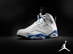 "New Images Of The Air Jordan 6 ""Sport Blue"" 2014 http://www.equniu.com/2014/03/27/new-images-of-the-air-jordan-6-sport-blue-2014/"