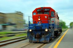 Faster than a speeding locomotive! Oh wait.. #Kitchener #BuildStrongCities