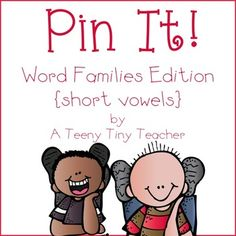 Pin It! Word Familie