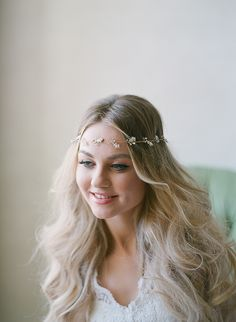 Baroque Hair Vine Hair Vine, Bridal Accessories, Baroque, Vines, Swarovski, Crown, Fashion, Moda, Corona