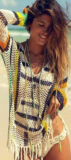 ergahandmade: Crochet Tunic