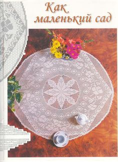 Kira crochet: Crocheted scheme no. 475