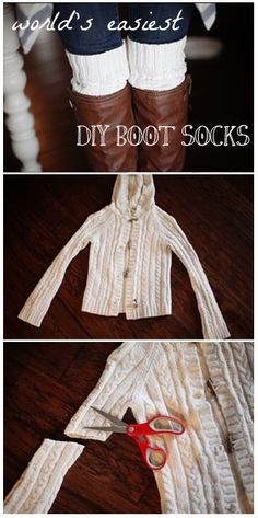 Check out these totally awesome DIY projects using used clothing! shop the Arc stores in Chico, Oroville and Paradise California for a great selection!