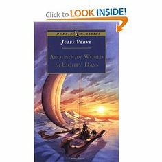 Around the World in Eighty Days by Jules Verne. $3.94. Author: Jules Verne. Publisher: Puffin; Reissue edition (October 1, 1995)
