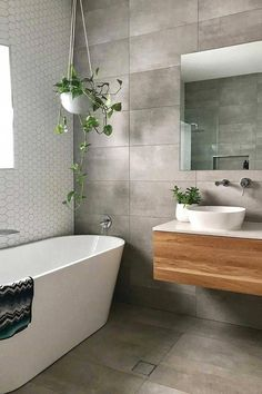 How to keep your bathroom renovation cost under 10 000 Home Beautiful Magazine Australia # Bathroom Renovation Cost, Budget Bathroom, Bathroom Renos, Bathroom Layout, Modern Bathroom Design, Bathroom Interior Design, Bathroom Remodeling, Bathroom Ideas, Bathroom Designs