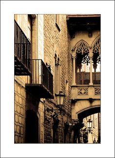 barri gotic, barcelona (sigfrid lopez)