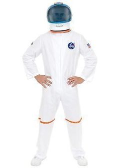 9252cfc3a5ef White Astronaut Suit. Space Suit CostumeSpace CostumesAlien  CostumesHalloween ...