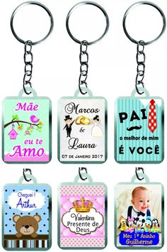 (1) 100 Chaveiros Personalizado Linda Lembrança Dia Das Mães - R$ 154,00 em Mercado Livre