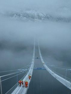 Heaven's Bridge (Norway)