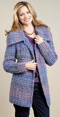 Also available at Knit 'N Style Online. PDF link.