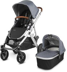 The 2019 UPPAbaby Vista Stroller with the Mesa Car Seat is an all-in-one travel system designed for use from birth to 50 lbs., available in exciting new UPPAbaby colors. Uppababy Stroller, Baby Strollers, Pram Stroller, Umbrella Stroller, Jogging Stroller, Double Strollers, Convertible Stroller, Vista Stroller, Travel System