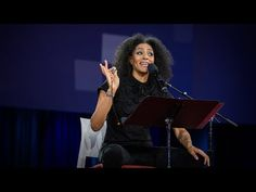 Sarah Jones: One woman, five characters, and a sex lesson from the future - YouTube. phenomenal acting. Speaks powerfully to the sex industry.