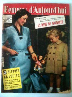 Fashion D'aujourd'hui 19111964 Du Femmes 1960 N°1020 amp; Clothing UAdqIIHw
