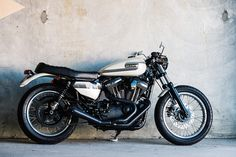The latest custom motorcycle to roll out of the Deus Customs headquarters in Sydney is a sublime mix of British elegance and American power.