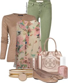 """""""Ginnie"""" by tracisalazar ❤ liked on Polyvore"""