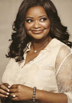 Octavia Spencer 'The Help' Academy Award. Kevin Costner, Black Actresses, Actors & Actresses, Pretty People, Beautiful People, Octavia Spencer, Black Girls Rock, Famous Women, Real Women