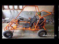 Journey of Buggy Gokart - HuNet Technologies (HNT)