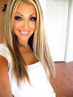 love the highlights I want this hair
