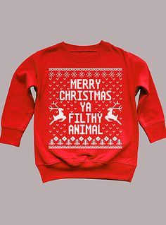Kid's Home Alone Xmas T