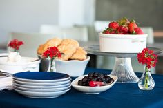 Nick's berry shortcake with recipe. Photo by Terri Rippee Photography for Valley & Co.