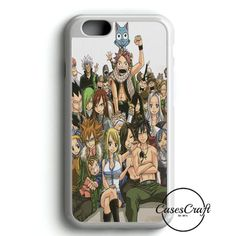 Fairy Tail Manga Collage iPhone 6/6S Case | casescraft