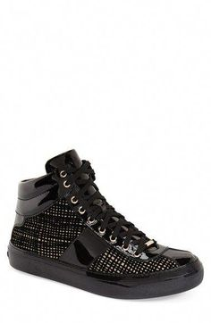 Jimmy Choo  Belgravi  High Top Sneaker (Men)  JimmyChoo be1f6cf8207