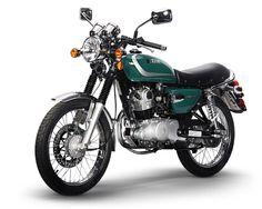 Want this bike so bad!! Green symwolf classic 150
