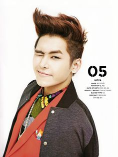 Happy birthday! 9 Times Hoya stole our hearts #Infinite