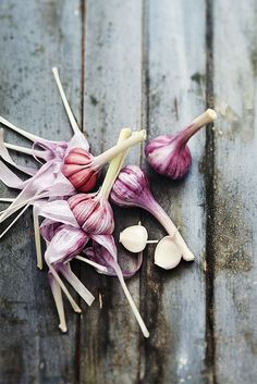 G= Garlic