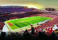 Arrowhead Stadium - Kansas City Chiefs