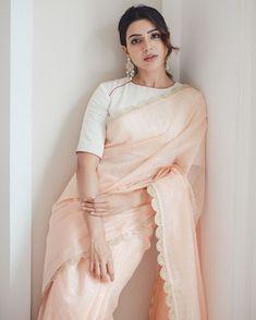 New Blouse Designs, Silk Saree Blouse Designs, Bridal Blouse Designs, Pakistani Fashion Casual, Ethnic Fashion, Indian Fashion, Latest Designer Sarees, Designer Dresses, Silk Dress Design