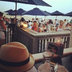 The East Coast offers a few beautiful weekend summer getaways, like Montauk, NY.