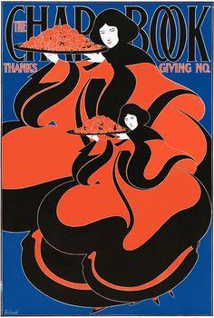 Art Nouveau Chap Book