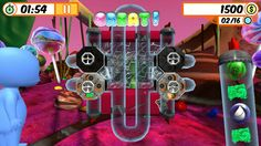 PANIC PUMP a new puzzle game second gameplay demo