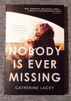 Nobody is Ever Missing review